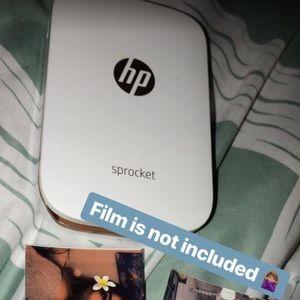 Other - HP SPROCKET W/ NO FILM